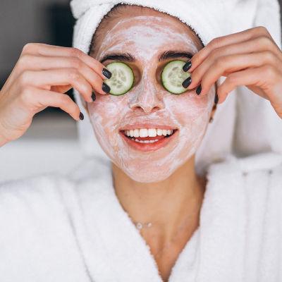 Anti-Oxidant Anti-Ageing Facial