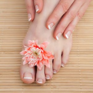 Ultimate Polished Pedicure