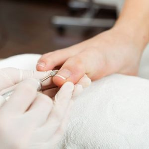 Luxury Polished Pedicure