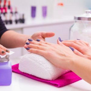 Gelish or Shellac Application
