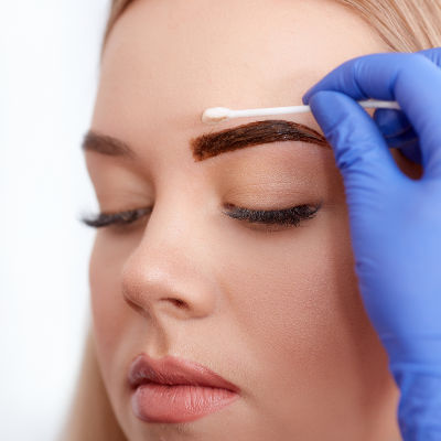 Eyebrow Tint in Polished Beauty, Skin & Laser Experts in Tallow in West Waterford - www.polishedtallow.ie