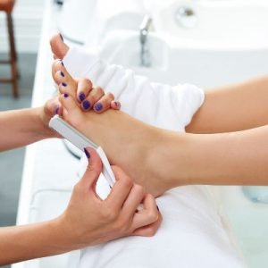 Mini Pedicure in Polished Beauty, Skin & Laser Experts in Tallow in West Waterford - www.polishedtallow.ie