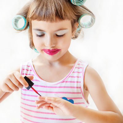 Princess Polish - Children's Nail Polish in Polished Beauty, Skin & Laser Experts in Tallow in West Waterford - www.polishedtallow.ie