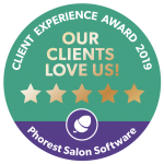 Phorest 5 star rating - Our Clients Love us inPolished Beauty, Skin & Laser Experts in Tallow in West Waterford - www.polishedtallow.ie