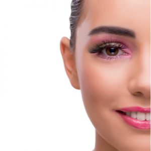 Make-Up Application with Lashesin Polished Beauty, Skin & Laser Experts in Tallow in West Waterford - www.polishedtallow.ie