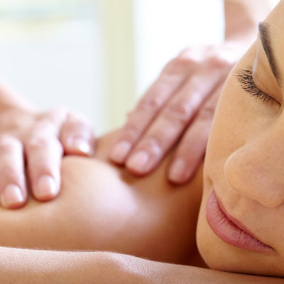 Back Neck and Shoulder Massage in Polished Beauty, Skin & Laser Experts in Tallow in West Waterford - www.polishedtallow.ie